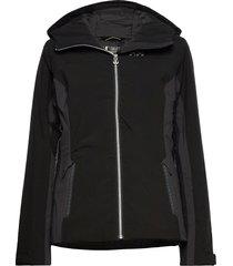 w majestic warm jacket outerwear sport jackets svart helly hansen