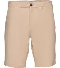 bs boulders tailored shorts chinos shorts beige bruun & stengade
