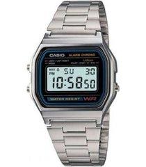 reloj  casio retro vintage casio modelo a_158wa_1