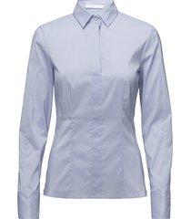 bashina6 långärmad skjorta blå boss