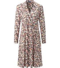 jurk lange mouwen van basler multicolour