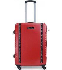 maleta jackson rojo 24 calvin klein
