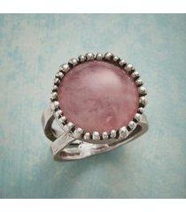 sundance catalog women's pink champagne ring 8