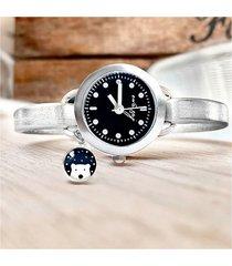 zegarek - silver- polar bear