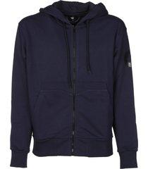 save the duck kangaroo pocket zipped hoodie