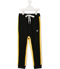 mostly heard rarely seen 8-bit mini me track trousers - black