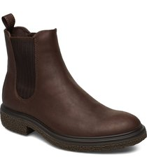 crepetray hybrid m shoes chelsea boots brun ecco
