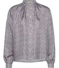 aline shirt blouse lange mouwen multi/patroon nué notes