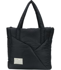 a-cold-wall* padded tote bag - black