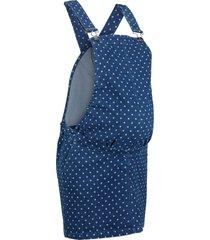 gonna salopette prémaman (blu) - bpc bonprix collection