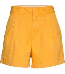 5 pleated khaki short shorts chino shorts gul gap