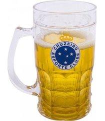caneca cerveja 400ml cruzeiro