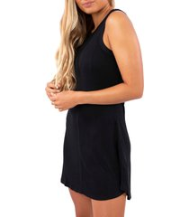 women's rip curl surf essentials cover-up dress