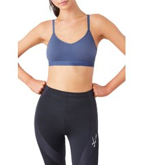 b.tempt'd by wacoal b.active sports bralette, size small in vintage indigo at nordstrom