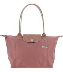 longchamp shoulder bag le pliage club tote bag s longchamp in nylon
