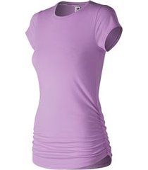 blusa de manga curta new balance transform perfect t | feminina rosa