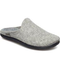 iris slippers tofflor grå shepherd