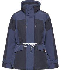 d1. rw over d racer jacket outerwear sport jackets blauw gant