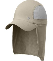 gorra beige fossil grill columbia coolhead cachalot