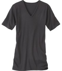 dubbelpak v-shirts, zwart 4