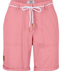 shorts con laccetto (rosa) - bpc bonprix collection