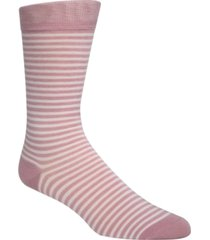 cole haan men's striped crew socks