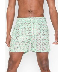 gant surfers swim shorts classic fit badkläder green