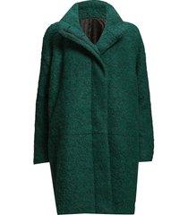 hoff jacket 6182 yllerock rock grön samsøe samsøe