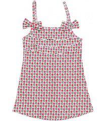 sukienka kąpielowa z filtrem uv flower