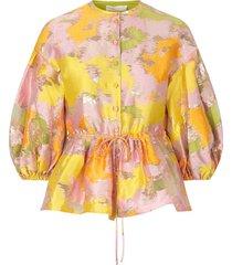 ferrah distortion blouse