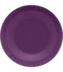 conjunto de 6 pratos fundos 21cm mia estelar - multicolorido - dafiti