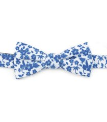 men's tropical bow tie