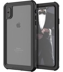 estuche protector ghostek nautical 2 iphone xs max - negro