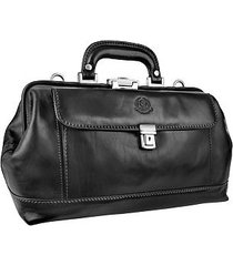chiarugi designer doctor bags, genuine italian leather doctor bag