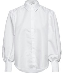 melisa overhemd met lange mouwen wit dagmar