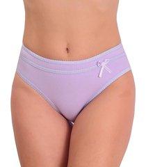 calcinha tj vip lingerie cotton elástico magia roxo