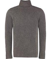 department five cashmere blend turtleneck sweater