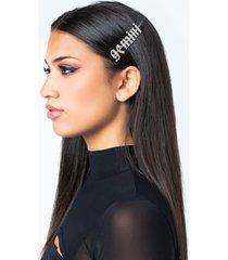 akira gemini hair clip