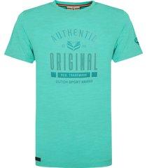 q1905 t-shirt duinzicht mint