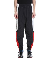 vetements pants in black polyester