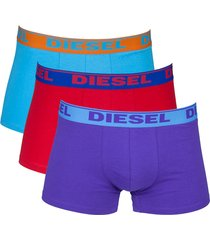 diesel boxershorts shawn 3-pak rood