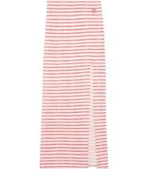 the hip tee long skirts