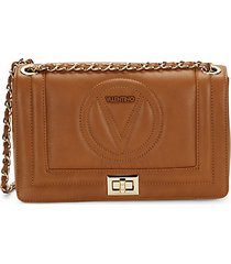 alice sauvage leather chain shoulder bag
