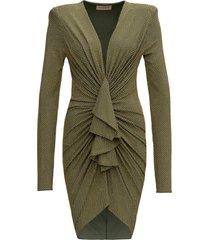 alexandre vauthier studded dress