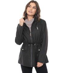 casaco facinelli by mooncity resinado preto