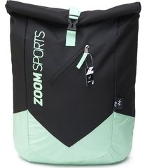 morral roll up surtido zoom sports zg9526 verde menta