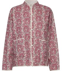 paloma jacket zomerjas dunne jas rood nué notes