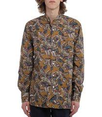 doppiaa mustard aamilcare shirt