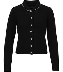marc jacobs the jeweled button cardigan