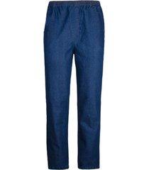 pantalon uniforme jeans santangel  / dd289 - azul